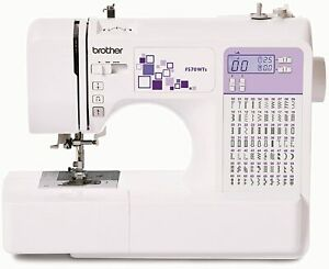 Brother FS70WTS Sewing Machine Hook And acolchar.70 Stitch With Threader Needle