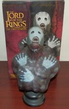 Lord of the Rings Uruk Hai figure limited edition BOXED SIDESHOW WETA