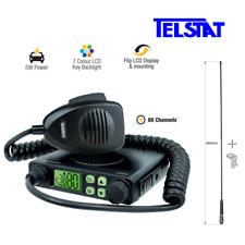 Uniden UH5000 5 watt UHF CB Radio + Uniden AT-480 antenna + 'Z' mounting bracket