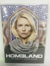 Homeland Season 8 (DVD, 4-Disc) Brand New and Sealed Fast Shipping