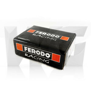 Ferodo DS2500 Front Brake Pads for FORD Granada 2.8 1985-1987 ATE