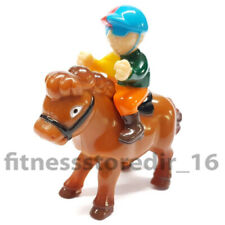 Cheatwell Fun Wind Up Table Top Racing Horse Race Horses Desktop Stocking Filler