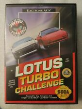 Lotus Turbo Challenge (Sega Genesis, 1992)