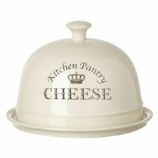 Tuftop Majestic Cheese Board and Dome - Crown Royal Traditional Kitchen Pantry