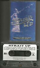 STRAIT UP Snot PROMO TAPE CASSETTE Hed Pe KORN Slipknot SYSTEM OF A DOWN Incubus
