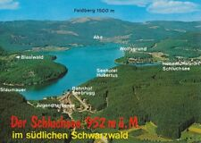 alte AK Schluchsee im südlichen Hochschwarzwald, gelaufen Ansichtskarte B474g