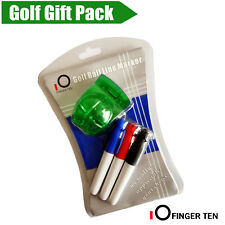 Golf Ball Line Marker with Free 3 Pens Template Alignment Sign Drawing Tool Gift
