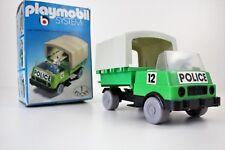 ✅ PLAYMOBIL System 3233 / Polizei Mannschaftswagen / OVP #M