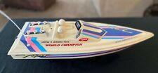 Kyosho Viper Marine Racing Team World Champion vintage Rc boat