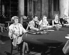 Joan Crawford, Bette Davis Joseph Cotton & Agnes Moorehead movie star 8x10 photo