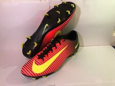 Mens Mercurial Nike Cleats Size 10-almost Brand New