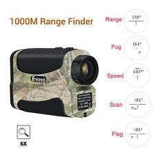 1000M 6x25 Hunting Golf Laser Range Finder High Accurately Flag Lock Fog Mode
