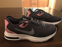 New Nike Air Max Pink Sneaker Shoes Size US 8.5