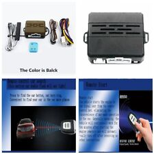 Car Alarm System Induction Remote Control Engine Start Car Finding Pump Testing
