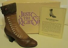 High Button Boot by Raines - Just the Right Shoe Collectible Shoe