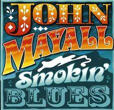 Smokin Blues-Live Album From Frankfurt 1972 & 1973 - John Mayall (2012, CD NEUF)