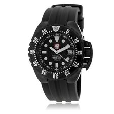 Luminox Sea A.1511 Deep Dive Automatic 1500 Series Men's Black Rubber Watch New