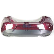 Genuine Mazda 3 2008-2011 pare-chocs arrière en rouge/marron Capteur Trou Spec DB0V50221