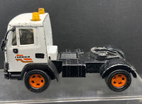 Matchbox Super Kings: Leyland cab for car transporter. Play worn