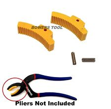Pro America Cannon Plug Pliers Replacement Jaw Set for SK Proto Armstrong Etc.