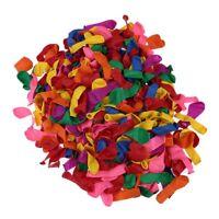 500pcs Water Bombs Balloons Outdoor Party Garden Beach Fun Toys P8C3