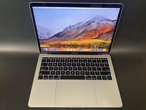 Apple 2017 13 in MacBook Pro Retina 2.3GHz i5 8GB 128GB SSD Silver