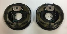 """10"""" x 2-1/4"""" Electric Trailer Brake Assembly -  (1) Right Hand and (1) Left Hand"""