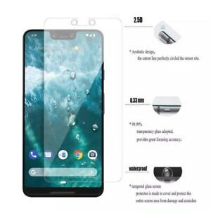 FOR Google Pixel 3XL 9H Super Hardness GLASS SCREEN PROTECTOR BUY 1 GET 1 FREE