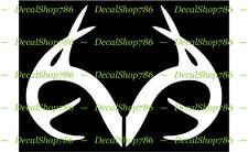 Realtree - Outdoor Hunting Apparel - Vinyl Die-Cut Peel N' Stick Decals