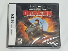 How to train your dragon video games for nintendo ds for sale ebay new read how to train your dragon nintendo ds game sealed us ntsc ccuart Choice Image