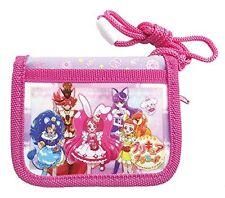 Glitter ☆ Pretty la mode RF wallet deep pink PRE-453-DPK Japan