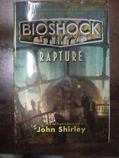 Bioshock . Rapture . John Shirley . Multiplayer 1° ed 2012