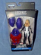 "Capitán América 6"" Legends Series-agentes de SHIELD Mockingbird Nuevo"