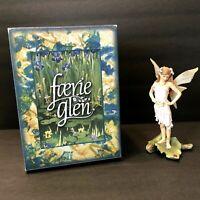 "Retired 2002 Faerie Glen ""GLYNNISPRITE"" Fairy Figurine FG806 MUNRO Mint w/Box"
