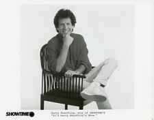 GARRY SHANDLING SMILING PORTRAIT IT'S GARRY SHANDLING'S SHOW SHOWTIME TV PHOTO