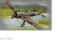 Avion de chasse Japonais NAKAJIMA Ki-27b  - KIT RS MODELS 1/72  N° 92013