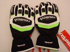 NEW Reusch Race Team 18 Racing Ski Gloves Adult Medium 8.5 #4811122S SAMPLES