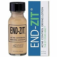 END-ZIT Acne Control Drying Lotion (medium/light), 0.5 Ounce