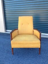 Rare Lewittes & Sons Chesterfield Showpiece  MiD Century Modern Lounge Chair
