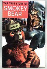 Smokey Bear - The True Story Of Smokey The Bear 1969 fn-