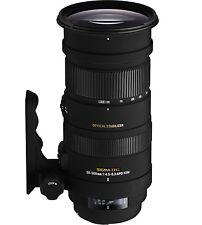 Sigma 50-500mm F/4.5-6.3 APO HSM DG OS Lens - Nikon Fit