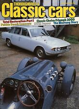 Thoroughbred & Classic Cars - January 1983