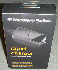 BlackBerry PlayBook Tablet Rapid Portable Battery Charger ACC-39341-303 NEW