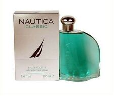 Nautica Classic Men Cologne 3.4 Oz 100 ML Eau De Toilette Spray Nib Sealed