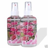 Bulgarian pure Rose water Cleansing Toner/Spray 2x250ml