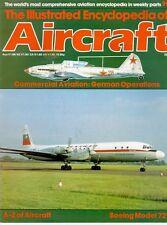 IEA 110 WW2 RUSSIA RED AIR FORCE ILYUSHIN IL VVS / ROMANIAN IAR 37 / BOEING 727