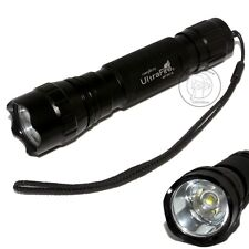 UltraFire Tactical WF-501B CREE XM-L L2 LED 1000 Lumens 3Mode Flashlight Torch