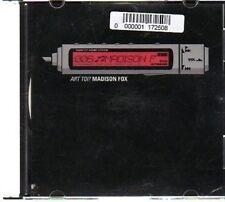 (AV1000) Madison Fox, Art Toi? - DJ CD