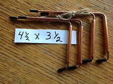 MINI MAX DOWSING RODS POCKET SIZE 3 1/2 X 4 1/2 IN. COPPER GHOST HUNTING NO.16