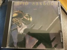 David sanborn - taking off  - CD 100% tested, disc in VG cond.
